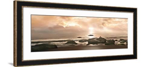 Best Seat in the House-Mike Calascibetta-Framed Art Print