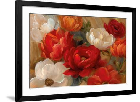 Jardin de Corail-Nan-Framed Art Print