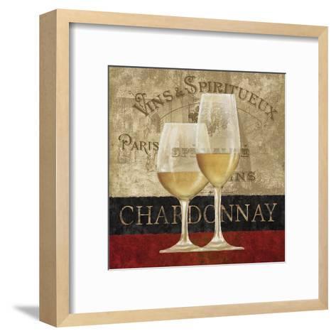 Chardonnay-Conrad Knutsen-Framed Art Print