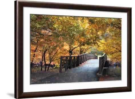 Autumn Overpass-Jessica Jenney-Framed Art Print