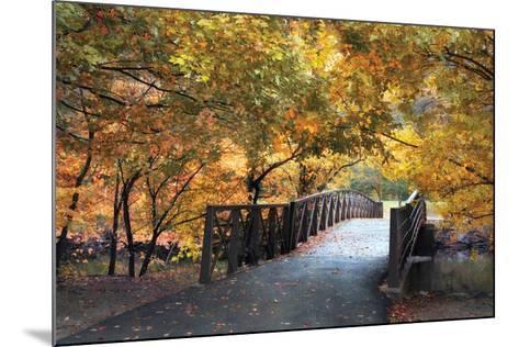 Autumn Overpass-Jessica Jenney-Mounted Art Print