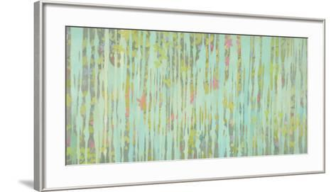 Spanish Moss II-Sally Bennett Baxley-Framed Art Print