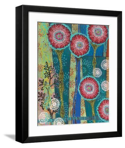 Boho-Kate Birch-Framed Art Print