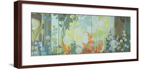 Breathing Spaces-Sally Bennett Baxley-Framed Art Print