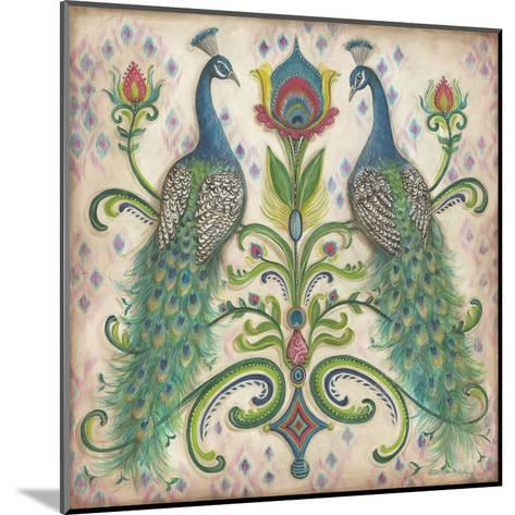 Feathered Splendor II-Kate McRostie-Mounted Art Print