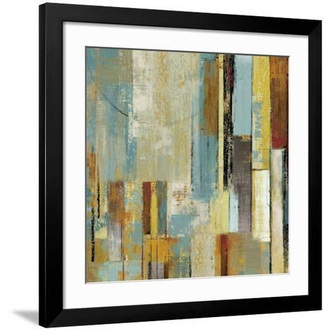 Tribeca II-Tom Reeves-Framed Art Print