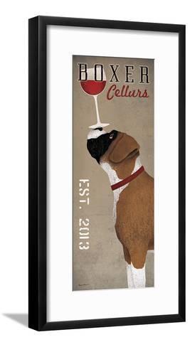 Boxer Cellars-Ryan Fowler-Framed Art Print
