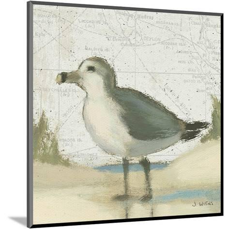 Beach Bird II-James Wiens-Mounted Art Print