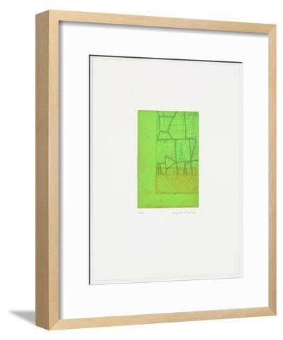 Ingredienz-Olav Christopher Jenssen-Framed Art Print