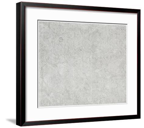 O.T.-Chris Ofili-Framed Art Print