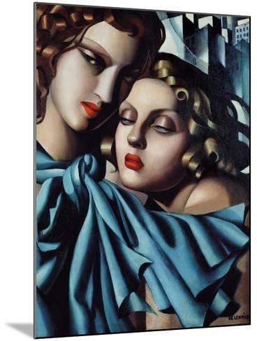 The Girls-Tamara de Lempicka-Mounted Giclee Print