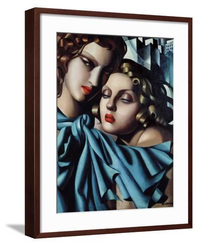The Girls-Tamara de Lempicka-Framed Art Print