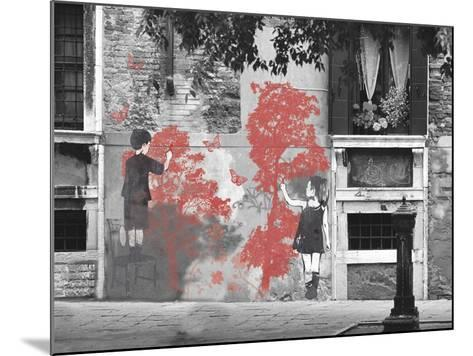 Street Style I-Tom Frazier-Mounted Giclee Print