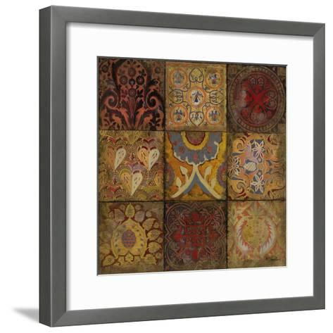 Mosaic III - Detail I-Douglas-Framed Art Print