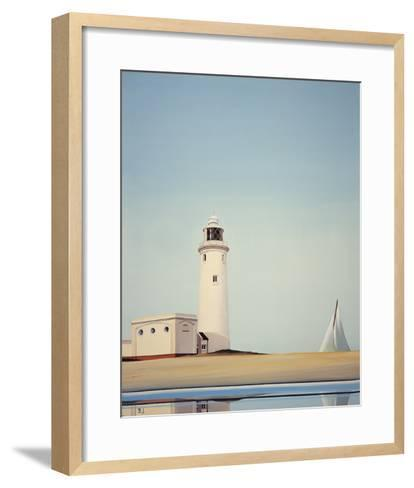 One Of These Mornings-Barbara James-Framed Art Print