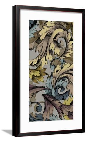 Eglantyne Panel II-Emma Hill-Framed Art Print