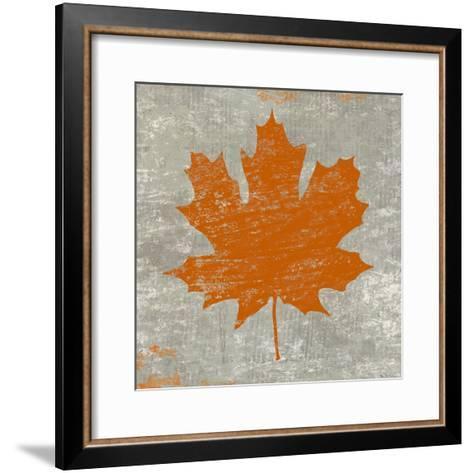 Forest Leaf III-Max Carter-Framed Art Print