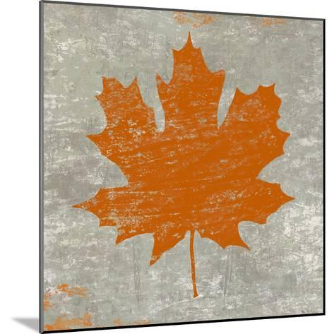 Forest Leaf III-Max Carter-Mounted Giclee Print