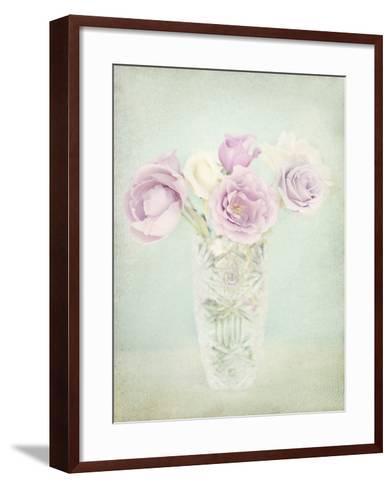 Vintage Flowers I-Shana Rae-Framed Art Print