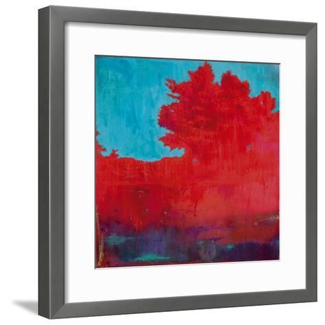 Natural Intensity-Suzanne Ernst-Framed Art Print