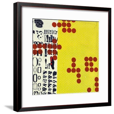 Transmission II-Anri Moolman-Framed Art Print