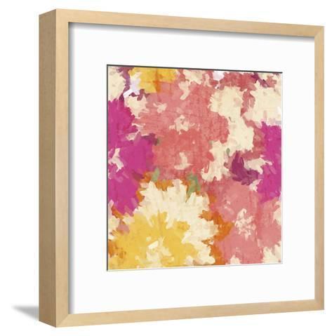 September Orange II-Irena Orlov-Framed Art Print