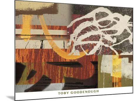Hollis to East 12th-Toby Goodenough-Mounted Art Print