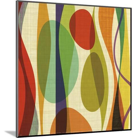 Positive Energy I-Barry Osbourn-Mounted Art Print