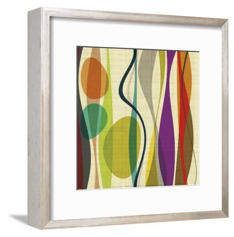 Positive Energy II-Barry Osbourn-Framed Art Print