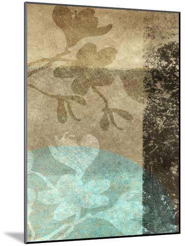 Nature 2-Kristin Emery-Mounted Art Print