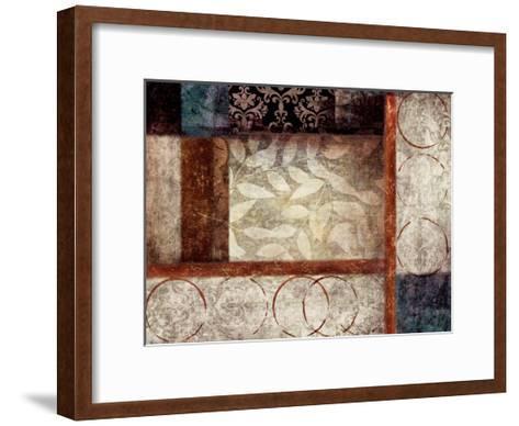 3 Piece A-Kristin Emery-Framed Art Print