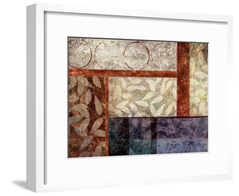 3 Piece B-Kristin Emery-Framed Art Print