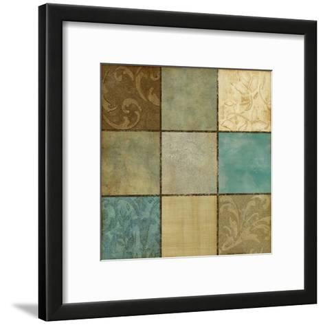 9box-Kristin Emery-Framed Art Print