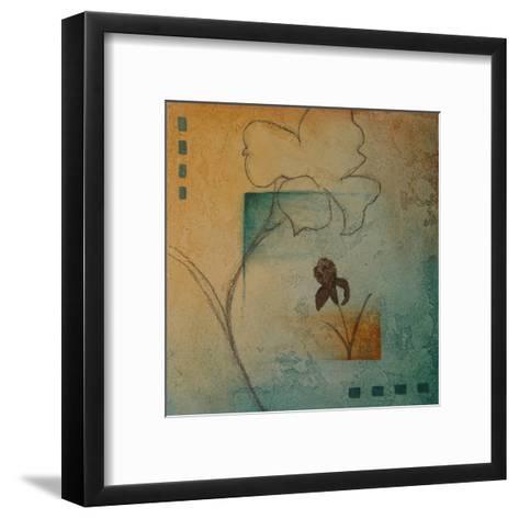 Flower Abstract-Kristin Emery-Framed Art Print