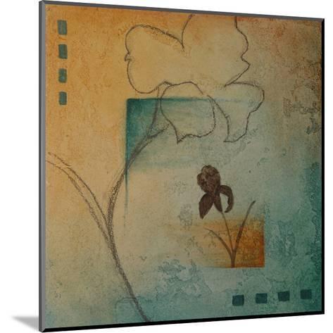 Flower Abstract-Kristin Emery-Mounted Art Print