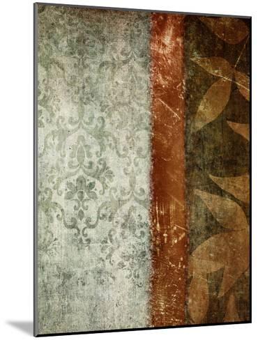 Autumn Spice 2-Kristin Emery-Mounted Art Print