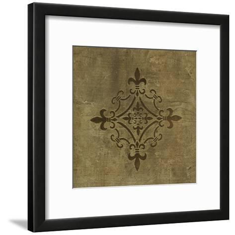 Gold Crop-Kristin Emery-Framed Art Print