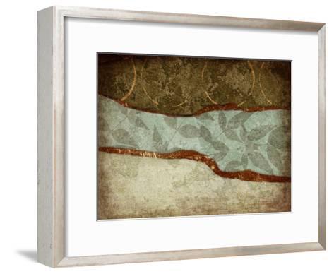 Autumn Spice 4-Kristin Emery-Framed Art Print