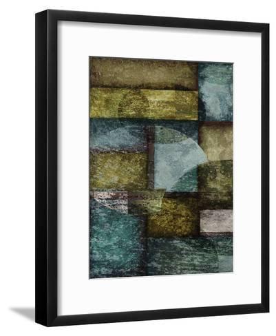 Blue Velvet-Kristin Emery-Framed Art Print