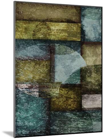 Blue Velvet-Kristin Emery-Mounted Art Print