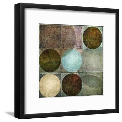 Box of Circles 1-Kristin Emery-Framed Art Print