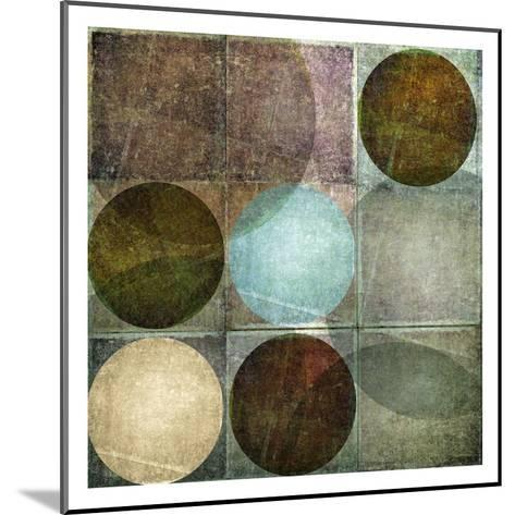 Box of Circles 1-Kristin Emery-Mounted Art Print