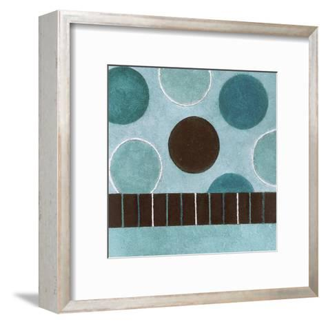 Bubbles 1-Kristin Emery-Framed Art Print