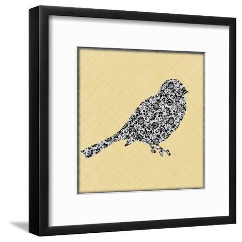 Single Bird 2-Kristin Emery-Framed Art Print