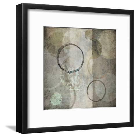 Stone Circles-Kristin Emery-Framed Art Print