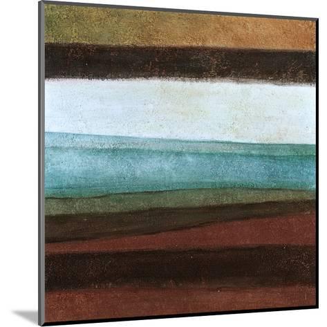 Stripes 2-Kristin Emery-Mounted Art Print