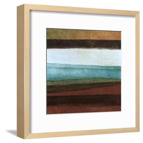 Stripes 2-Kristin Emery-Framed Art Print