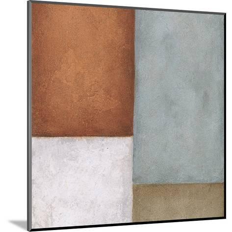 Tile 1-Kristin Emery-Mounted Art Print