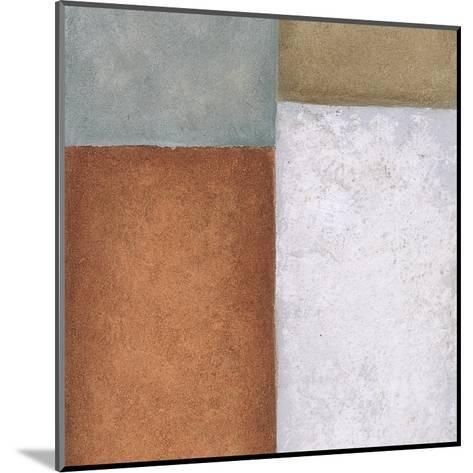 Tile 2-Kristin Emery-Mounted Art Print