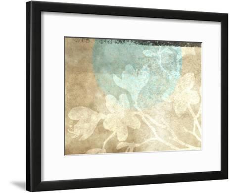 Paradise Moon 6-Kristin Emery-Framed Art Print